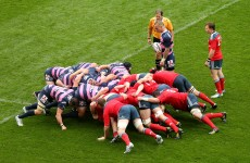 Explainer: What rugby's new scrum laws mean for the game