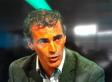 Jim McGuinness denied reports his future at Donegal had been decided.