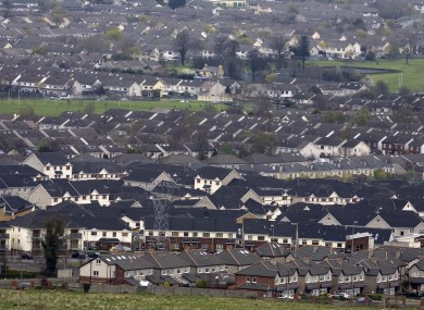 Houses in west Dublin