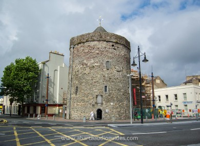 Reginald's Tower, Waterford city.