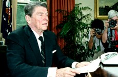 Ronald Reagan could have 3.4 million square miles of ocean named after him