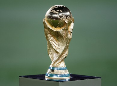 World Cup: three unnamed German soccer players were found to have