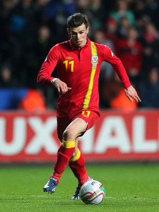 Wales' Gareth Bale has been heavily linked with a move to Real Madrid this summer.