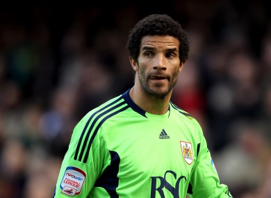 David James is a former England international goalkeeper.