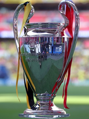 Metalist won't have a chance to compete for the Champions League trophy.