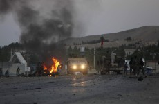 One killed, 18 injured in Taliban bomb at US consulate