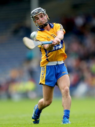 Clare's Cathal O'Connell could be a key figure at Semple Stadium.