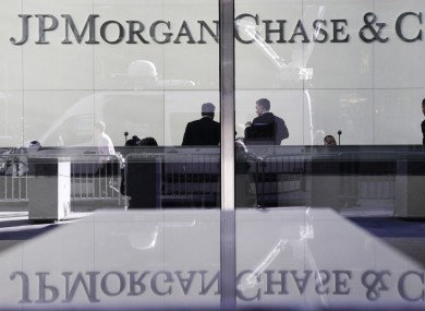 2012 JPMorgan Chase trading loss