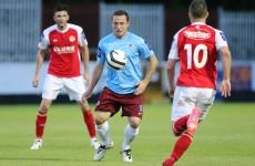 Drogheda United striker Gary O'Neill diagnosed with cancer