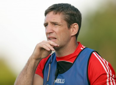 McGeeney was recently ousted from his post as Kildare boss.