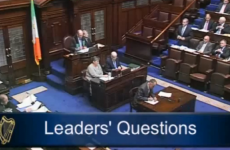 Against the clock: Large screens to show TDs how long they can speak for