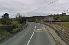 Man in his 60s killed in Wicklow crash