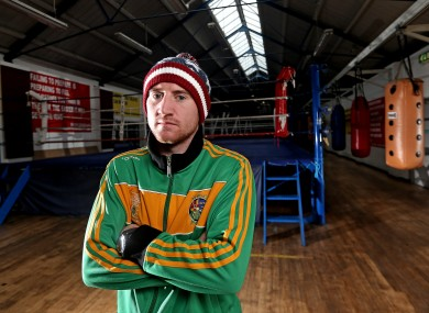 Barnes: will be looking to win his first World Championship medal in Almaty next month.