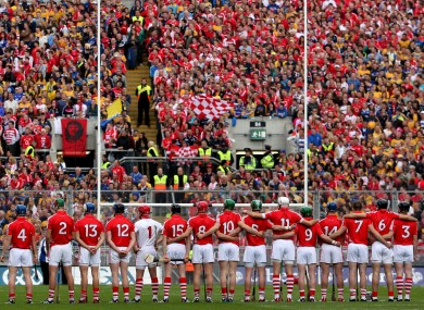 Cork: will have to do it all again on 28 September.
