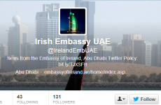Department of Foreign Affairs operates 25 embassy Twitter accounts
