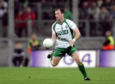 Ireland's Ciarán McKeever.