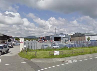 Clash Industrial Estate