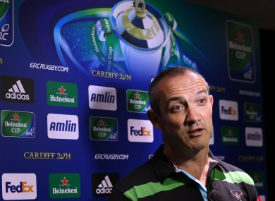 Harlequins director of rugby Conor O'Shea has endured a tough start to the season.