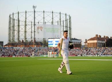 Pietersen: was not in London's High Court today.