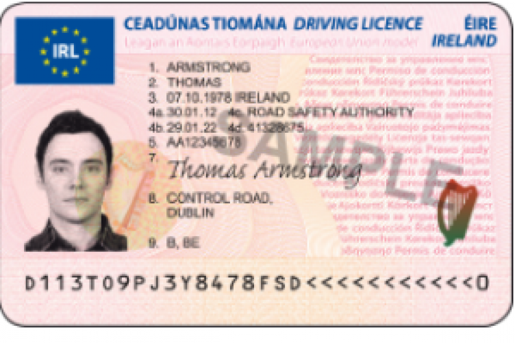 Today A Into Force Licence Come New Driving For Applying Rules