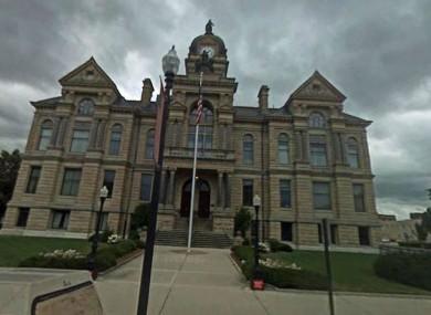 Findlay Courthouse in Findlay, Ohio