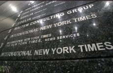 New York Times launches rebranded international edition