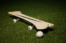 'Hurlboard' created to welcome skate legend Tony Hawk to Dublin