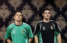 Quigley and Ward relaxed ahead of their World Championship semi finals