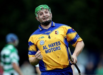 Joe Canning will be in action for Portumna in the Galway senior hurling final.