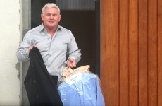 Pictures: John Gilligan walks free from Portlaoise Prison