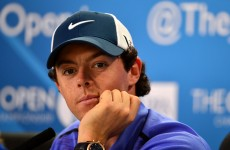 Why Rory McIlroy is hoping to put a nightmare year behind him