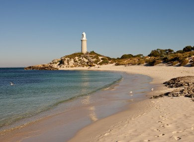 The island of Rottnest, just off Fremantle, would have been one of the first signs of land to greet weary transportees arriving in Western Australia.