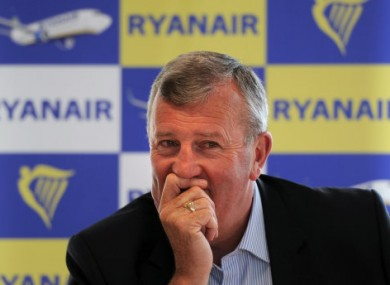 Michael Cawley, Deputy CEO of Ryanair