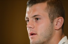 Jack Wilshere owns up and admits smoking was a 'mistake'