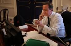 David Cameron calls Iranian President Hassan Rouhani