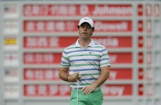 McIlroy wants 'fast start' for a Shanghai surprise