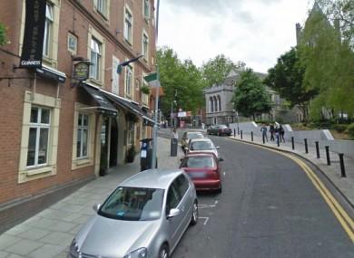Fishamble Street, Dublin