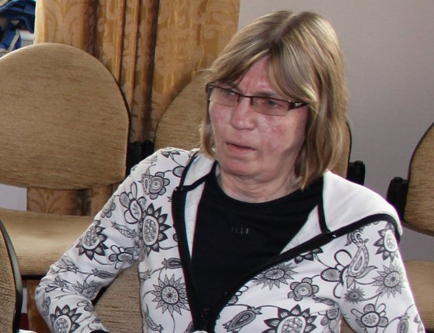 Susan Manning pictured in Chelsea Manning
