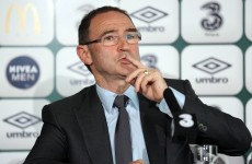 6 interesting snippets from today's Martin O'Neill press conference