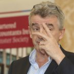 """""""I think I've been slightly misunderstood over the years as a somewhat harsh, abrupt, caustic… eh... individual when really those that know me can confirm I'm very warm, soft, and cuddly."""" — At a Ryanair jobs launch, CEO Michael O'Leary revealed that he had a softer side.  <span class="""