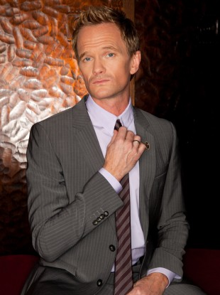 Neil Patrick Harris, who plays Barney Stinson - he of the 'cheerleader effect' theory in How I Met Your Mother.