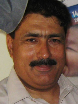 File photo of Shakeel Afridi
