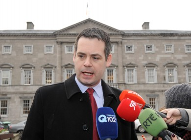 Pearse Doherty (File photo)