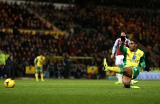 Norwich bounce back to escape bottom three