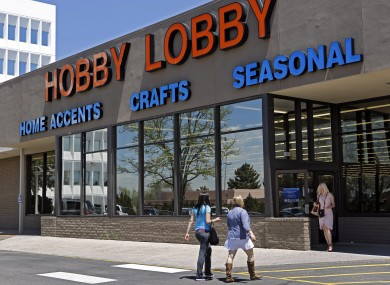 The Hobby Lobby store does not want to provide employees with cover for birth control.