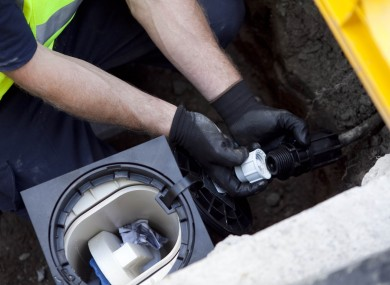 By 2016, over 1 million water meters will be installed outside do