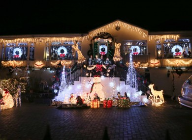 christmas lights are no longer causing a spike in electricity consumption