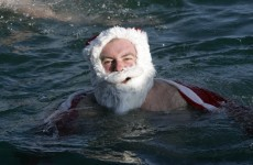 Taking a Christmas swim? Be careful, says Coast Guard