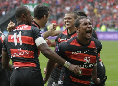 Thierry Dusautoir captaine Toulouse to a 37-9 win over Connacht on Saturday.