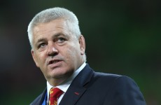 Gatland interested in Lions job for 2017 tour